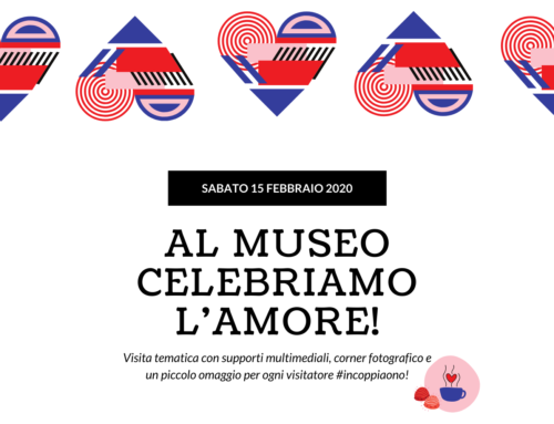 At the Museum we celebrate Love!