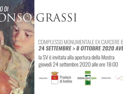 Il Verismo di Alfonso Grassi dal 24 settembre all'8 ottobre 2020